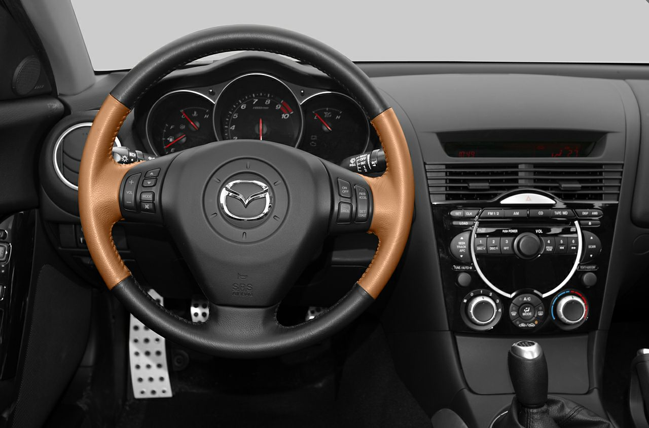 Steering Wheel  2006 Mazda RX-8