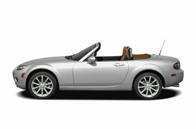90 Degree Profile 2006 Mazda MX-5