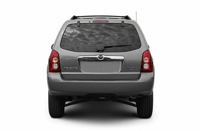 Rear Profile  2006 Mazda Tribute