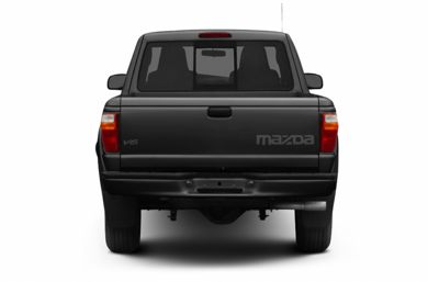 Rear Profile  2006 Mazda B4000