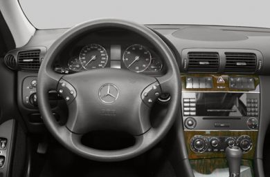 2006 MercedesBenz C230 Specs Safety Rating  MPG  CarsDirect