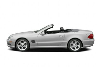90 Degree Profile 2006 Mercedes-Benz SL55 AMG