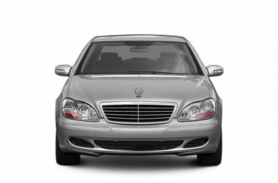 Grille  2006 Mercedes-Benz S350