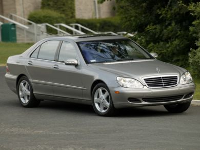 2006 MercedesBenz S65 AMG Specs Safety Rating  MPG  CarsDirect