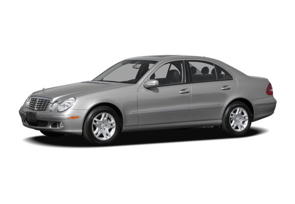 2006 mercedes benz e55 amg pictures photos carsdirect. Black Bedroom Furniture Sets. Home Design Ideas
