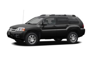 3/4 Front Glamour 2006 Mitsubishi Endeavor