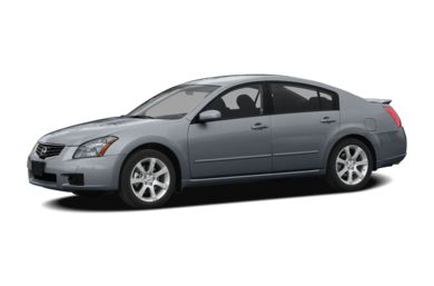 3/4 Front Glamour 2006 Nissan Maxima