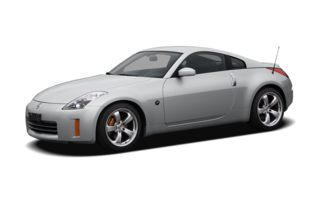 3/4 Front Glamour 2006 Nissan 350Z