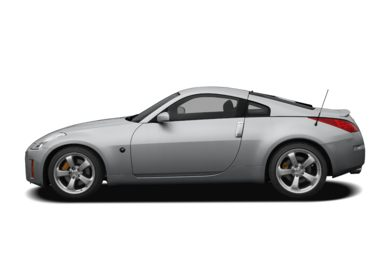 90 Degree Profile 2006 Nissan 350Z