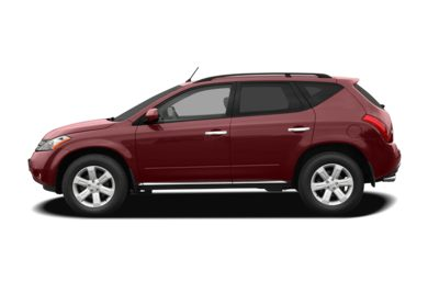 90 Degree Profile 2006 Nissan Murano