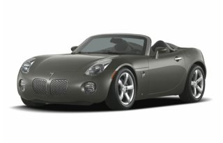 3/4 Front Glamour 2006 Pontiac Solstice