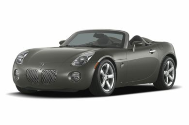 Build Your Pontiac Solstice Online