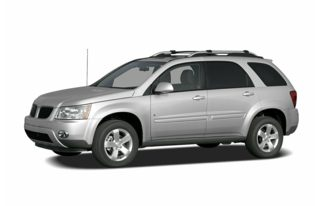 3/4 Front Glamour 2006 Pontiac Torrent