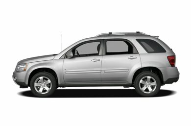 90 Degree Profile 2006 Pontiac Torrent