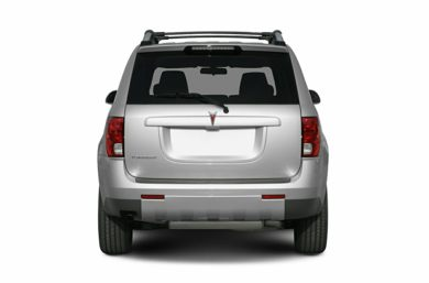 Rear Profile  2006 Pontiac Torrent