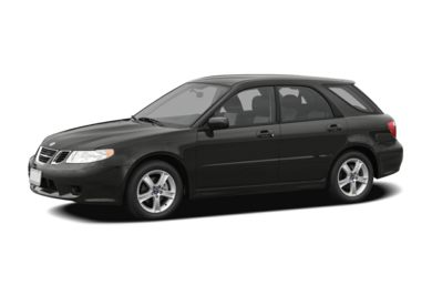 3/4 Front Glamour 2006 Saab 9-2X