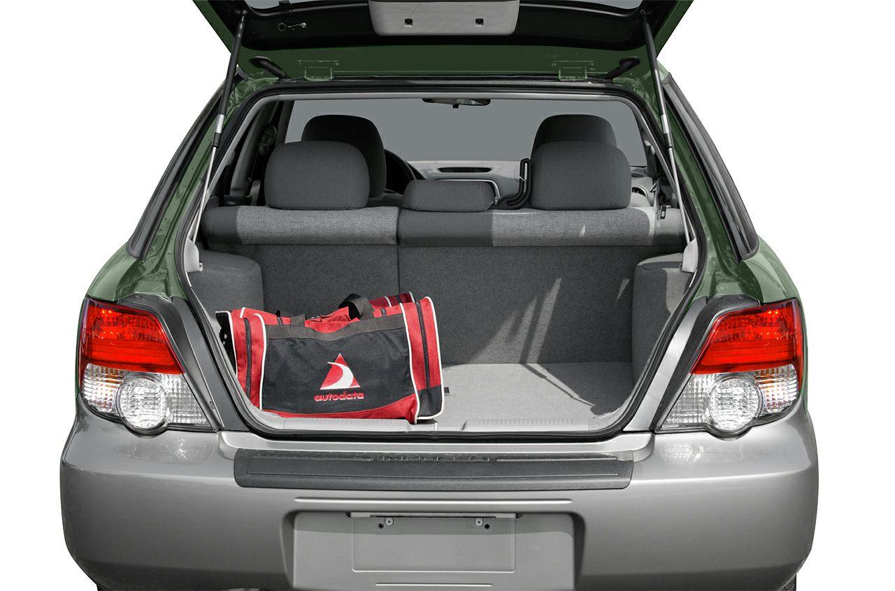 2006 Subaru Impreza Outback Sport Pictures Amp Photos