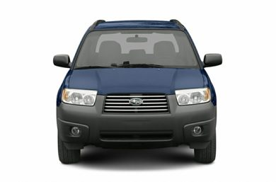 Grille  2006 Subaru Forester