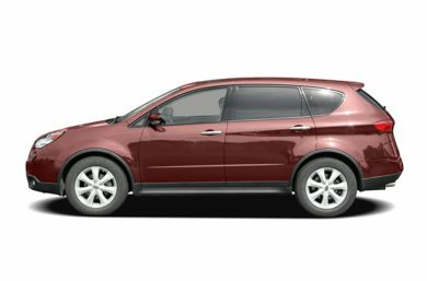 90 Degree Profile 2006 Subaru B9 Tribeca