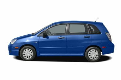 90 Degree Profile 2006 Suzuki Aerio SX