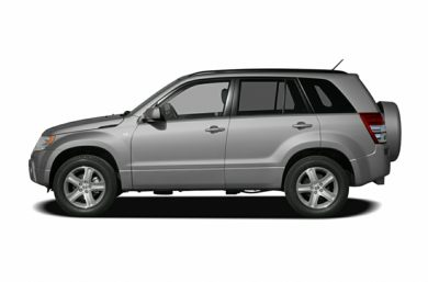 90 Degree Profile 2006 Suzuki Grand Vitara