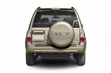 Rear Profile  2006 Suzuki XL-7
