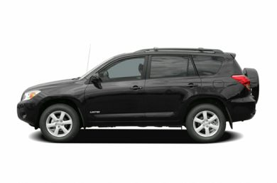 90 Degree Profile 2006 Toyota RAV4