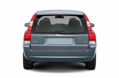 Rear Profile  2006 Volvo V70
