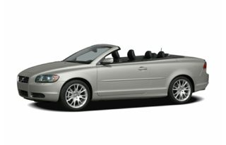 3/4 Front Glamour 2006 Volvo C70