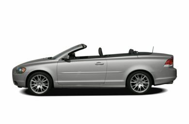 90 Degree Profile 2006 Volvo C70