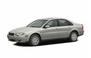 3/4 Front Glamour 2006 Volvo S80