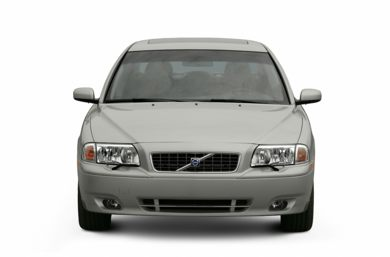 Grille  2006 Volvo S80
