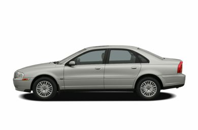 90 Degree Profile 2006 Volvo S80