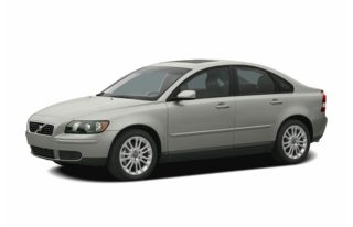 3/4 Front Glamour 2006 Volvo S40