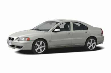 3/4 Front Glamour 2006 Volvo S60