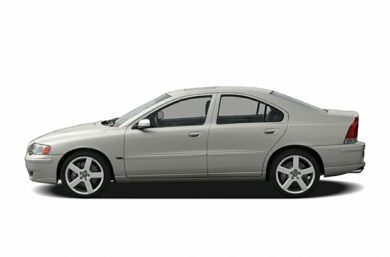 90 Degree Profile 2006 Volvo S60