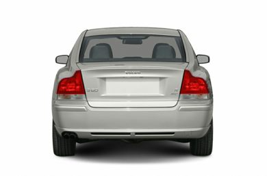 Rear Profile  2006 Volvo S60