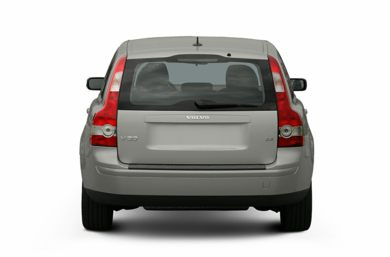 Rear Profile  2006 Volvo V50