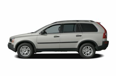 90 Degree Profile 2006 Volvo XC90