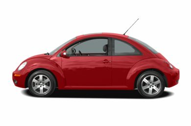 90 Degree Profile 2006 Volkswagen New Beetle