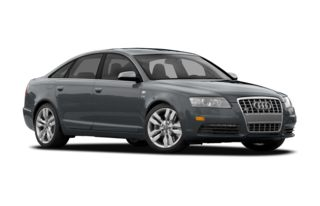 3/4 Front Glamour 2007 Audi S6