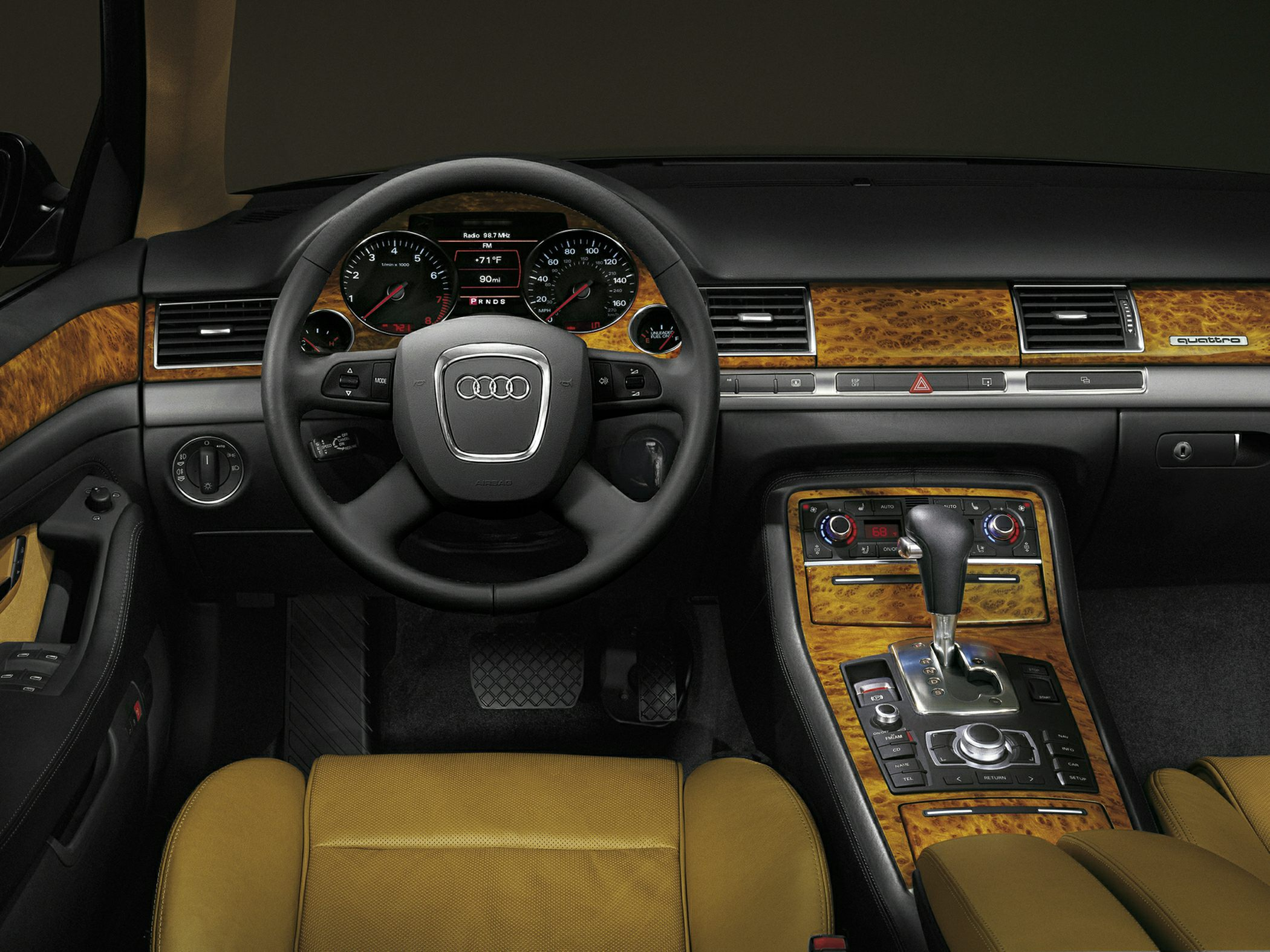 See 2007 Audi A8 Color Options Carsdirect