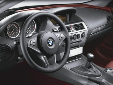OEM Interior Primary  2007 BMW 650