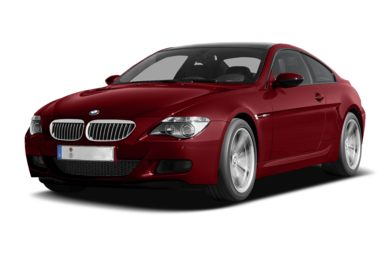 3/4 Front Glamour 2007 BMW M6
