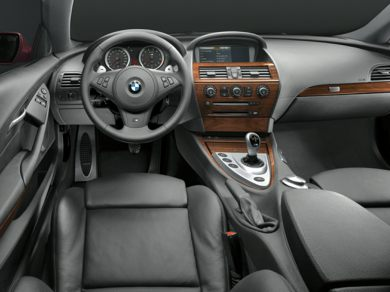 OEM Interior Primary  2007 BMW M6