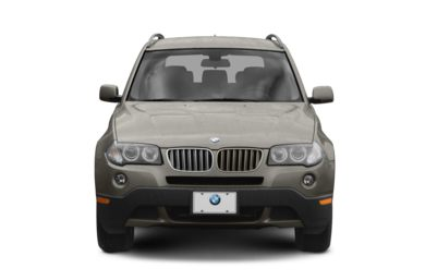 Grille  2007 BMW X3