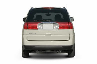 Rear Profile  2007 Buick Rendezvous