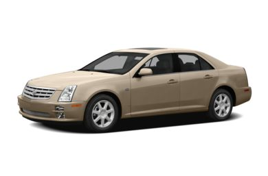 2007 cadillac sts styles features highlights. Black Bedroom Furniture Sets. Home Design Ideas