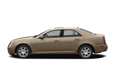 90 Degree Profile 2007 Cadillac STS