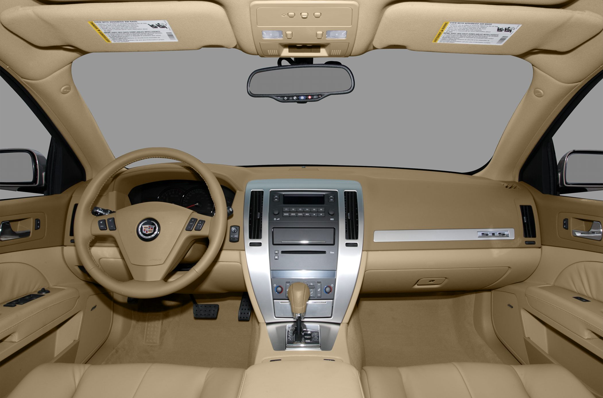 Front seat (full) 2007 Cadillac STS